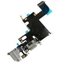 OEM USB Charging Port Headphone Charger Dock Flex Cable For iPhone 6 4.7 Gray