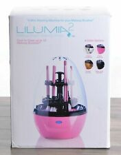Lilumia 2 Makeup Brush Cleaner Device (Black) by Lilumia New!