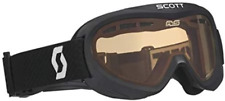 Scott Youth OTG Junior Winter Snow Goggles Voltage Black