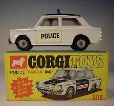 "Corgi Toys 506 Sunbeam Police ""Panda"" Imp Polizei OVP #150"