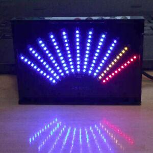 ASK11 LED Music Audio Spectrum VU Meter Pointer Sound Level Indicator Dot Matrix