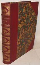 GONCOURT Madame de Pompadour 55 reproductions 2 planches en couleurs 1888 LA19