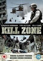 Kill Zone DVD 2015 Chadwick Boseman Tory Kittles Billy Zane Region 2