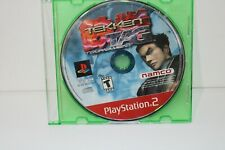 Tekken Tag Tournament - Sony Playstation 2 PS2  DISC ONLY
