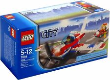 LEGO 7688 Town Airline Promotional Sports Plane NEW & SEALED