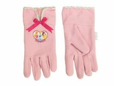 Childrens Age 3 -5 Disney Fairies Pink Glove Disney Princess Canvas Gloves
