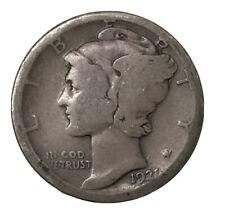 New listing 1921 Mercury Dime - G/Vg Better Date