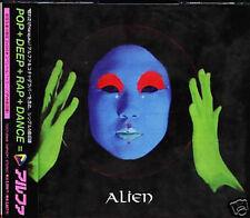 Alpha - Alien - Japan CD+DVD NEW J-POP Limited Edition
