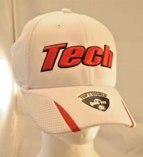 factory price c4a88 f54a9 Texas Tech Red Raiders Top of the World condor Stretch fit hat Adult OSFM  White