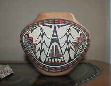 Native American Jemez Pueblo Pottery by Betty Jean B.J. Fragua PERFECT CONDITION