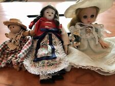 Vintage Small Assorted Dolls