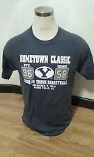 Jimmer Fredette BYU Cougars vs. Vermont Hometown Classic Large T-shirt 2010 NWT