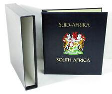 Davo Deluxe Stamp Album: Suid-Afrika U ^ Standard Binder w/o Pages