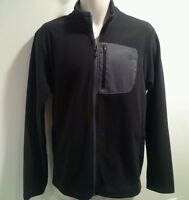 NWT The North Face Men's 100 WT Tundra Fleece Full Zip Jacket Black Size S-2XL