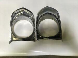 67 Chevrolet Chevy II Nova Headlight Bezels