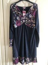 Joe Browns UK 18 Long Sleeve Tunic Dress New With Tags & Defects Quirky Style