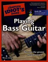 The Complete Idiot's Guide to Playing Bass Guitar by Nellie W Fink, Edward...