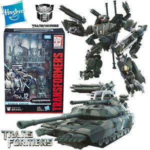 Transformers Decepticon Brawl Studio Series 12 Voyager Class Movie 1 Figure Toy