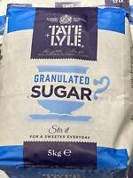 Tate & Lyle Granulated Sugar (5kg)