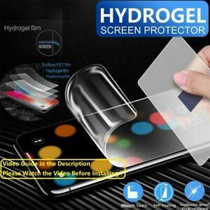 Hydrogel Film Screen Protector For Sony Xperia 1 II /5 II /10 II /Xperia Pro 2