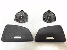 High End Surround System Lautsprecher + Blenden BURMESTER Mercedes W213 W238