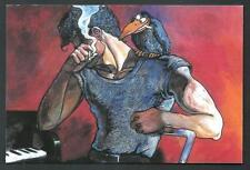 Andrea Pazienza : Ritratto di Tom Waits, 1986 - cartolina