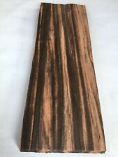 36.2 x 6.3 inches 920mm x 160mm NATURAL WOOD Sheet Figured Sycamore Veneer