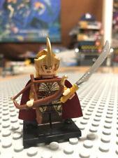 Lego lord of the rings Custom Lothlorien elf battle armor