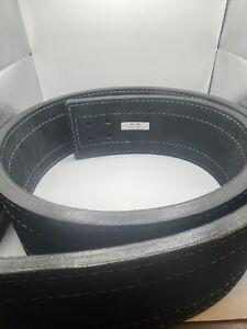 Inzer Advance Designs Forever Lever Belt - 10mm - Size 4xl- Black