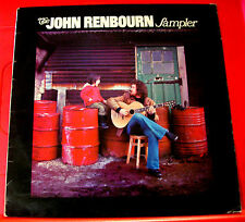 The John Renbourn Sampler LP UK ORIG 1971 Transatlantic TRA/SAM 20 Folk VINYL
