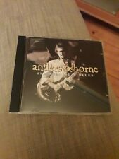 Anders Osborne - Ash Wednesday Blues 2001 Shanachie CD