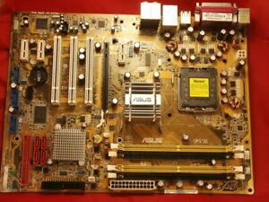 ASUS P5B ATX DDR2 SDRAM Mainboard Desktop