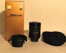 Nikon AF-S 18-200mm 3.5-5.6 Lens DX G ED in Box with Promaster 72mm UV Filter