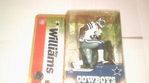 Roy Williams NFL Dallas Cowboys, McFarlane series # 10