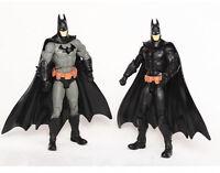 Two Pieces DC Comics Arkham Origins Batman Action Figure Dark Knight Series