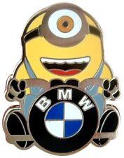 NEW BMW BADGE CAFE RACER 60S 70S ACE R60 R80 R1200 GS CAR / BIKE Z3 Z1 MINIONS S