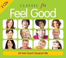 Various Artists-Feel Good - Classic FM CD CD  Very Good