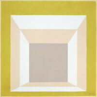 Josef Albers Untitled Giclee Canvas Print Paintings Poster Reproduction