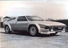 Lamborghini Jalpa original period photograph