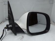 Left Side Clip On Heated Mirror Glass for Volkswagen Amarok 2010-2019 0184LSHP