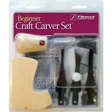 Flexcut 3-Blade Craft Carver Set - 952573