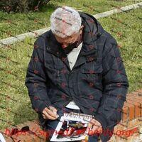 Sergio Martino Signed Photo The Case of the Scorpion's Tail Foto Autografata