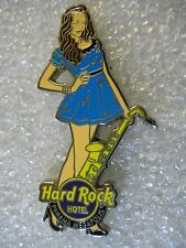 PANAMA MEGAPOLIS HOTEL,Hard Rock Cafe Pin Girl with Saxophone