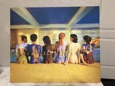 "Pink Floyd Canvas Wall Art - Women Girls Nude Body - 2008 Backstage Pass 19""x16"""