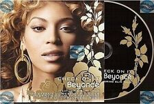 BEYONCE CHECK ON IT france french CD SINGLE card sleeve