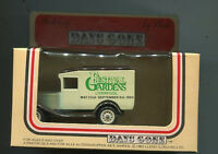 Lledo Days Gone 1986 Delivery Van Festival Gardens     die cast MIB