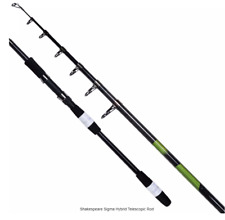 New Shakespeare Sigma Hybrid Telescopic Rod RRP £39.99