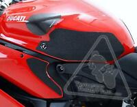R&G Tank Traction Grips For Various Ducati Panigale Motorcycles