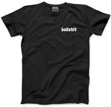 Toros ** T logotipo en el bolsillo-medio dedo Snap insta NSFW Broma Hombre Unisex T-Shirt
