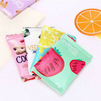 Ladys Girls Candy Card Coin Key Holder Zip PU Leather Wallet Pouch Bag Purse